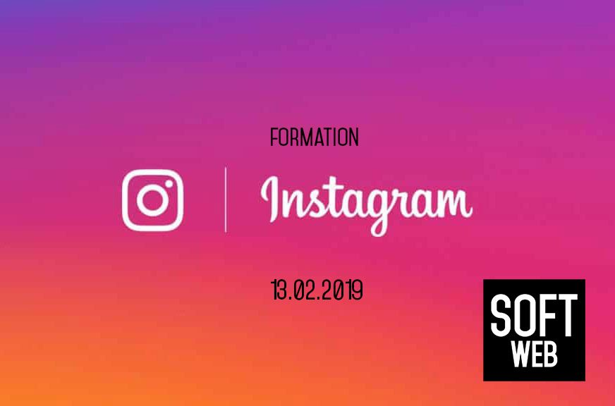 formation instagram softweb