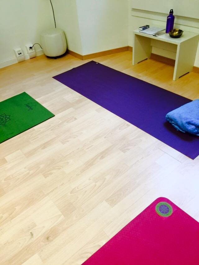 Yoga @ Soft-Space