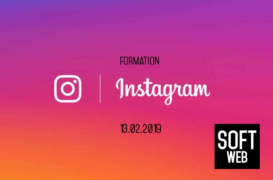 formation instagram softweb