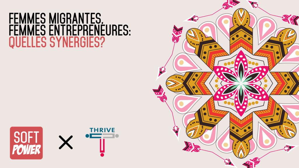 Atelier en partenariat avec Thrive